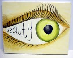 Beauty is in the eye of the beholder…