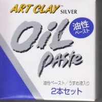 Repairing cracks with art clay silver oil paste – special cases