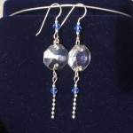 Nautical jewellery set - earrings