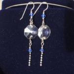 Nautical jewellery set - earrings