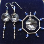 Nautical jewellery set