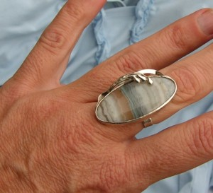 Dunes ring: 1st version