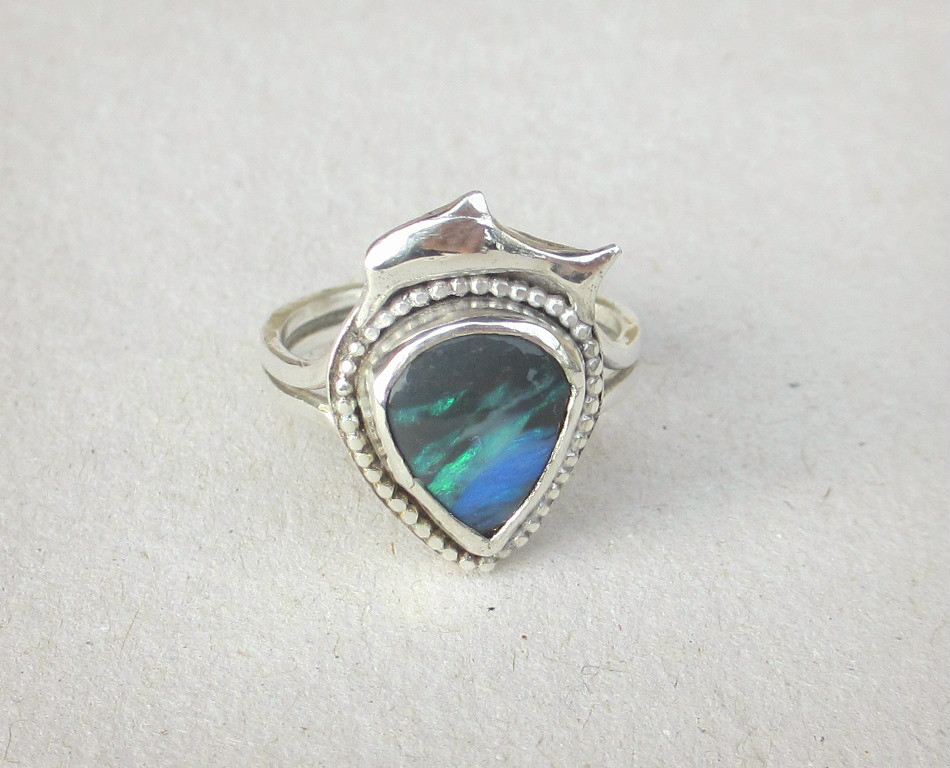 Handmade Rings With Stones And Other Ring Types Zilvera