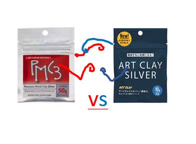 ACS en PMC zilverklei vergeleken